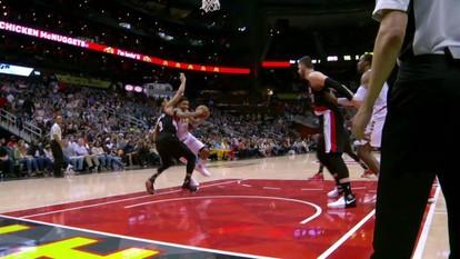 Melhores momentos: Portland Trail Blazers 113 x 97 Atlanta Hawks pela NBA