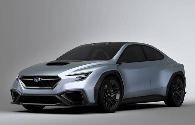Subaru Viziv Performance Concept (Foto: Divulgação)