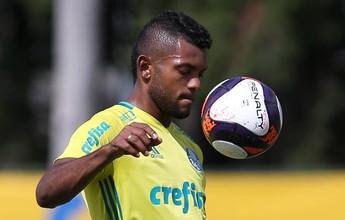 Palmeiras volta atrás, relaciona Borja e apresentará colombiano neste sábado