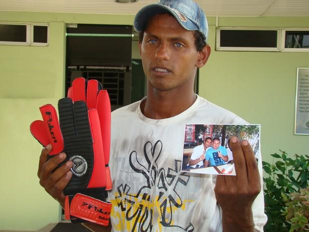 Rodrigo Fernandes teria ameaçado com uma arma e abusado jovem de 18 anos em Teresina (Foto: Gil Oliveira/G1)