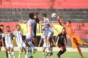 Sport e Central ficaram no empate em 0 a 0 na Ilha do Retiro (Foto: Williams Aguiar/Sport Club do Recife)