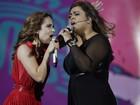 Preta Gil faz participação em show de Wanessa no Rio: 'Minha irmã!'