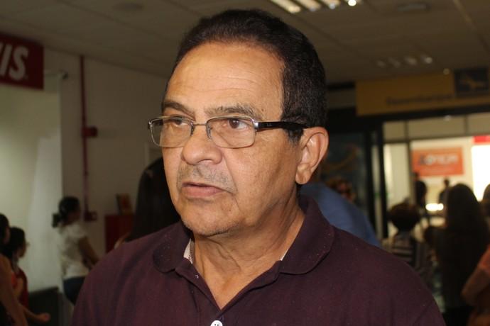 Francisco Diá (Foto: Francisco Filho)