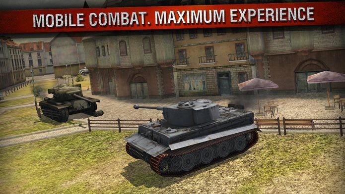 Jogo de tanques com tiro em terceira pessoa e muito estratégia (Foto: Divulgação)