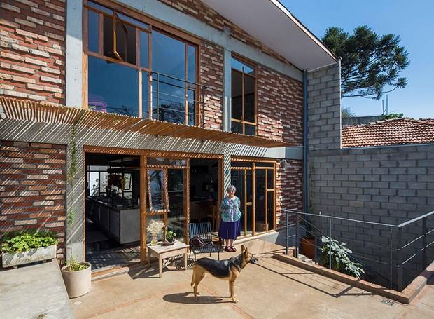 Projeto casa Rua Madalena Grupo Garoa (Foto: Pedro Napolitano Prata/Divulgação )