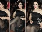 'Não sabia que estava quase nua', diz Sabatella após clique revelador