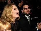 Adele confirma em show que se casou com Simon Konecki