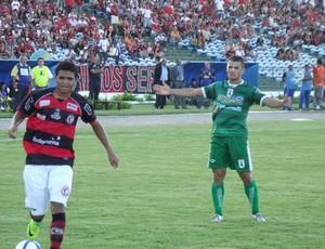 campinense vence o sousa por 4 a 0 e é campeão (Foto: Silas Batista)
