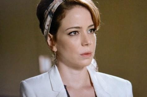 Leandra Leal, a Cristina de 'Império' (Foto: Divulgação/TV Globo)