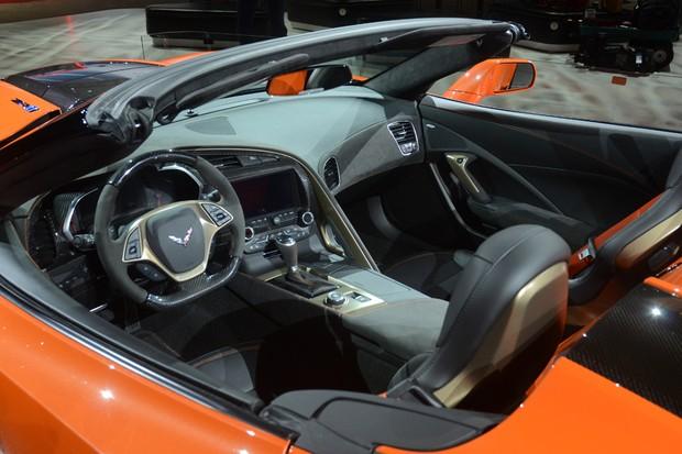 Chevrolet Corvette ZR1 Convertible (Foto: Newspress)
