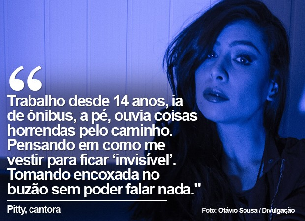 Pitty (Foto: Otávio Souza / Divulgação)