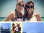 Zilu Camargo decide voltar a morar em Miami: 'Aqui não tenho mais paz'