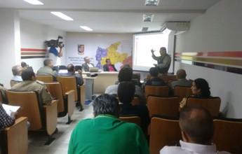 MP reúne clubes e discute a situação dos estádios para o Paraibano de 2017