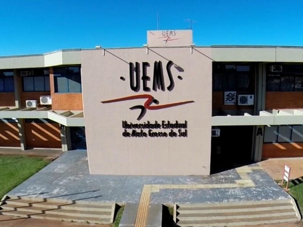 Universidade Estadual de Mato Grosso do Sul (UEMS) vai oferecer alimentação a alunos carentes em Dourados, Aquidauana e Cassilândia (Foto: Divulgação/UEMS)