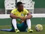 Representante do Barça conversou com Mina em visita ao Brasil, diz jornal