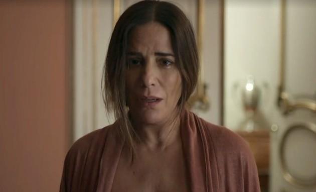 'O outro lado do paraíso': Gloria Pires é Elizabeth (Foto: TV Globo)