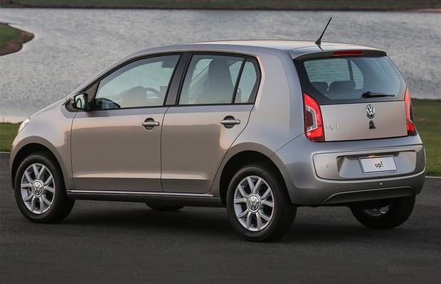 Volkswagen up! (Foto: Volkswagen)