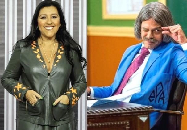 Esquenta e Escolinha do Professor estreiam com novidades em nova temporada neste domingo (16) (Foto: montagem/ Imagens Globo)