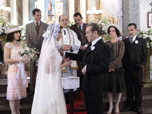 Jesuíno se casa nem nenhuma paciência (Foto: Gabriela / TV Globo)