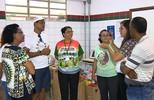 Gincana solidária da TV Sergipe arrecada alimentos para instituições