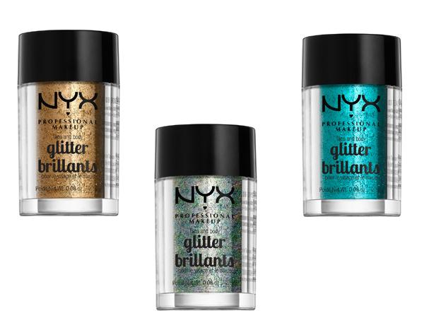 Face and Body Glitter, NYX (Foto: Divulgação)