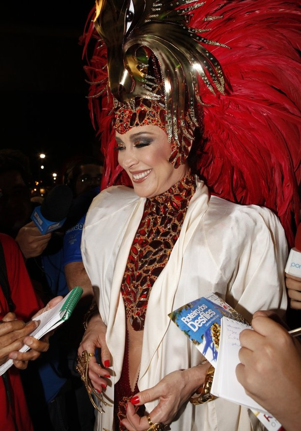 Claudia Raia (Foto: Marcos de Carvalho Serra Lima/EGO)