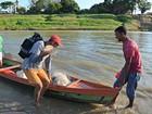 Seca do Rio Acre preocupa pescadores: 'Situação está péssima'