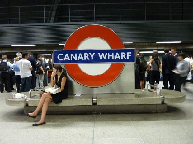 Metrô de Londres (Foto: Divulgação/Museu do Transporte de Londres)