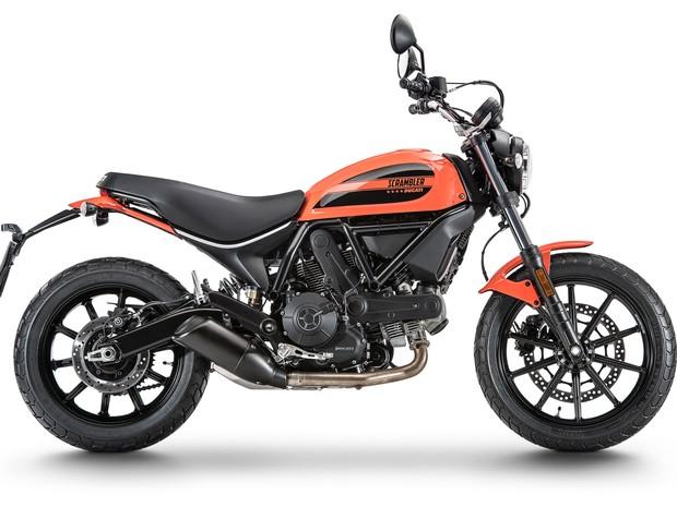 Ducati Scrambler Sixty2 (Foto: Divulgação)