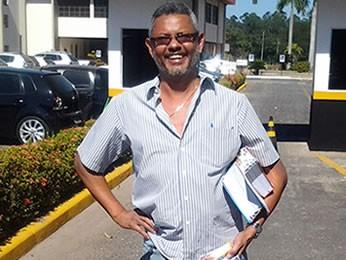 Bacharel Júlio, Cuiabá (Foto: Dhiego Maia/G1)