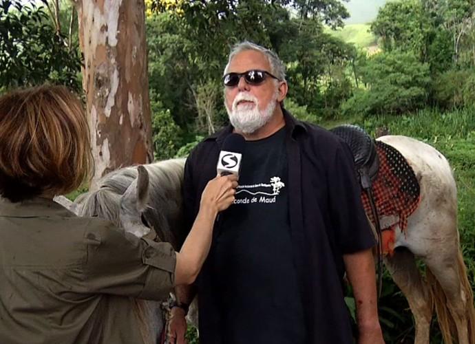 'Revista': confira dicas para um passeio a cavalo  (Foto: Reprodução/ Rio Sul Revista)