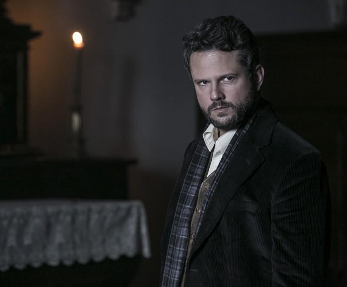 Selton Mello será o amoral e sedutor Augusto, em Ligações Perigosas (Foto: Inácio Moraes/Gshow)