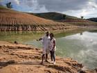 Mundo está inerte para crise da água causada pelo clima, alerta o IPCC