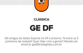 Euclides FC aposta em Fluminense, Inter e Palmeiras e lidera Liga GE DF