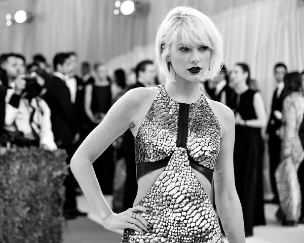 Taylor Swift é a artista mais bem paga de 2016 (Foto: Getty Images)