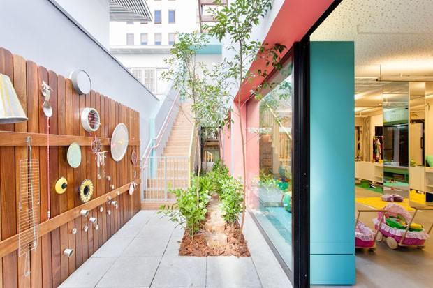 9 escolas brasileiras com bons projetos de arquitetura (Foto: Ricardo Bassetti)