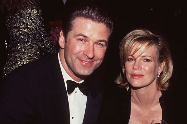 Kim Basinger e Alex Baldwin (Foto: Getty Images)