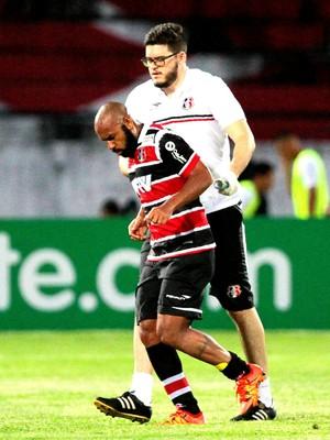 Tiago Costa Santa Cruz (Foto: Marlon Costa/ Pernambuco Press)