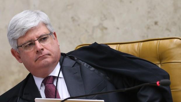 O procurador-geral da República, Rodrigo Janot  (Foto: Antônio Cruz/ Agência Brasil)