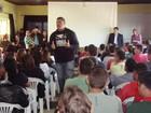 Alexandre Frota visita clínica de reabilitação: 'Troquei tudo pelo pó'