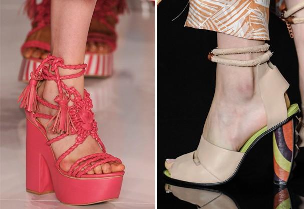 Os sapatos que vão fazer a sua cabeça (e ir direto para seus pés)