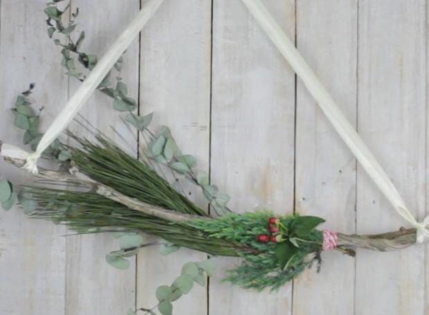 guirlanda-de-galhos (Foto: Casa e Jardim)