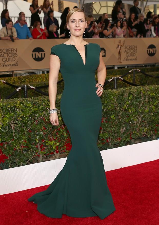 Kate Winslet no SAG Awards (Foto: Getty Images)