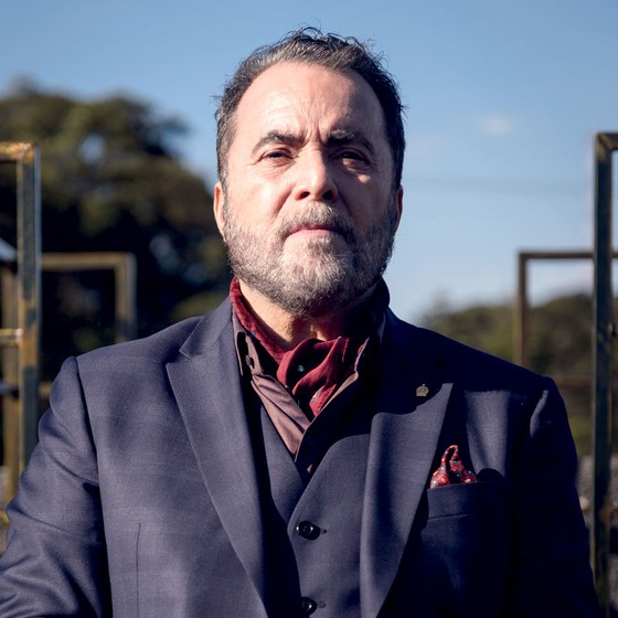 Tony Ramos ator (Foto:  Ramón Vasconcelos )