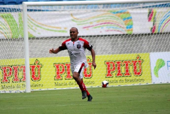 Santa Cruz de Natal x Globo FC, na Arena das Dunas - Daniel Caiçara (Foto: Diego Simonetti/Santa Cruz de Natal)