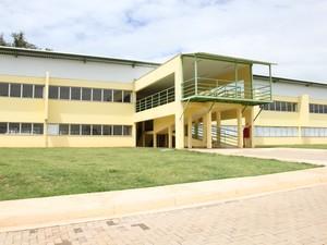 Campus de Hortolândia do Instituto Federal São Paulo (Foto: Valéria Oliveira)