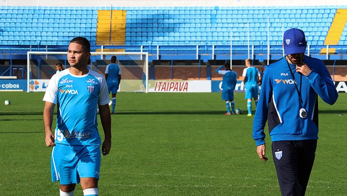 Renanzinho Avaí (Foto: André Palma Ribeiro/Avaí F. C.)
