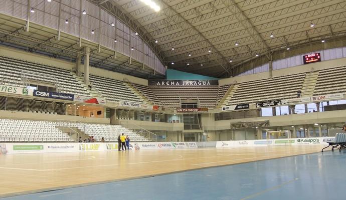 Arena Jaraguá (Foto: João Lucas Cardoso)