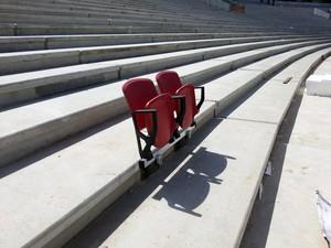 Cadeiras estádio Beira-Rio (Foto: Divulgação)