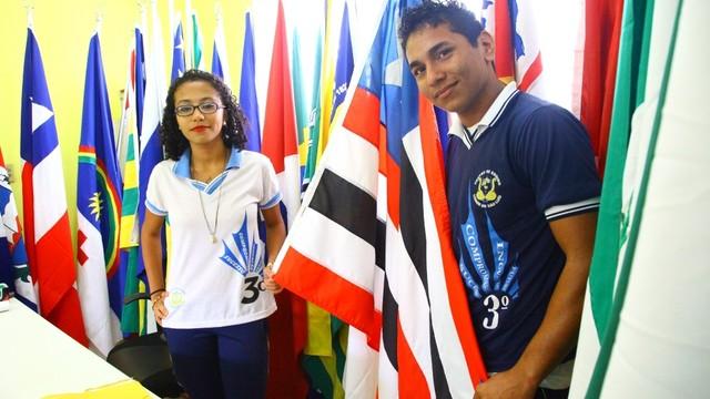 Estudantes maranhenses são selecionados para o Parlamento Jovem Brasileiro (Foto: Divulgação/Secom)